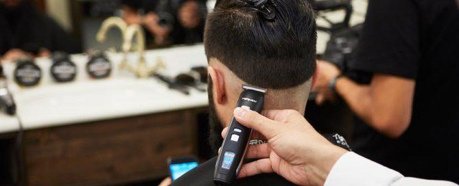 la nueva barbería por emilio ballester