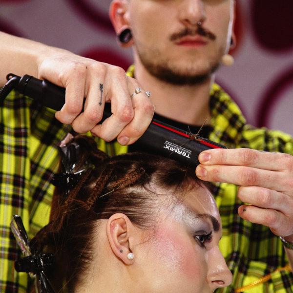 jakub hairstylist termix