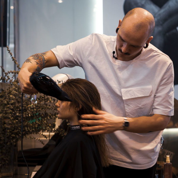 jakub janczyszyn Now hairstylist